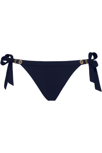 royal navy tie and bow slip  dark blue  XS