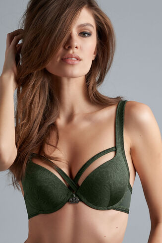 crown jewel push up bra