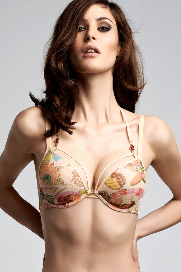 oriental morphosis super push up bra