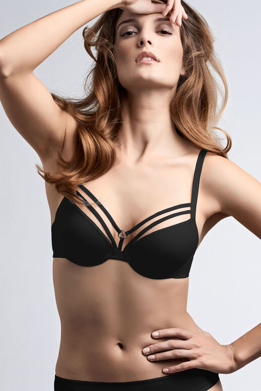 society push up bra