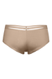space odyssey balconette bh + 12cm brazilian shorts glossy camel