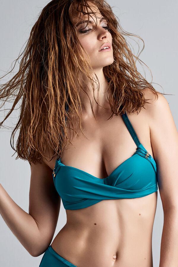 velvet kiss haut de bikini balconnet plongeant