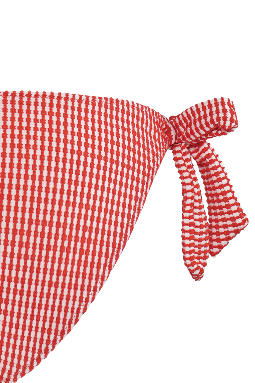 côte d'azur tie and bow bikini briefs
