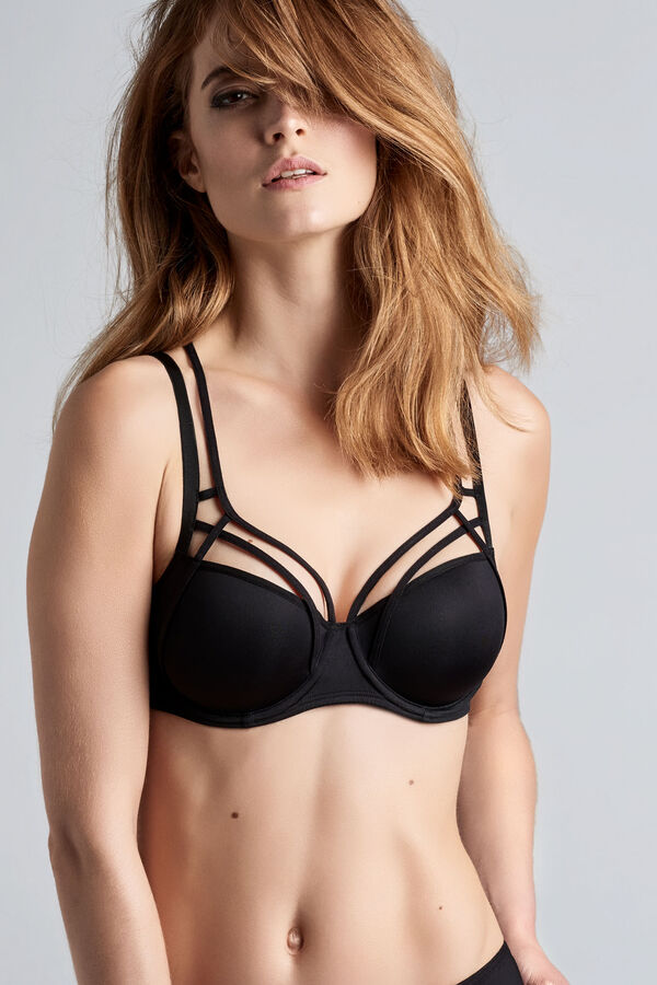 the art of love plunge balcony bra