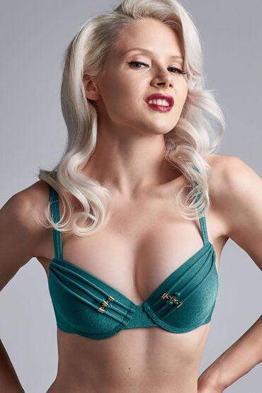 holi gypsy push up bikini top