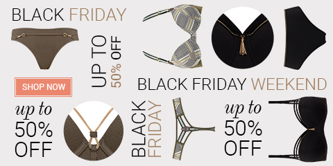 marlies dekkers black friday sale