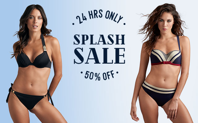 marlies dekkers ss21 sale day special shopbanner splash sale mobile