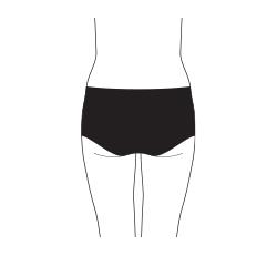 12cm brazilian shorts