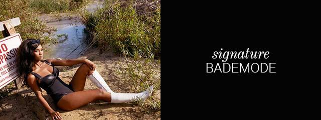 Header banner mobile see all swimwear
