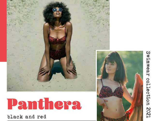 swimwear collection panthera SS21