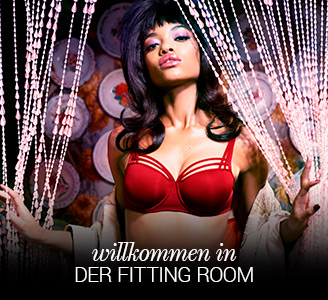 willkommen in der marlies dekkers fitting room