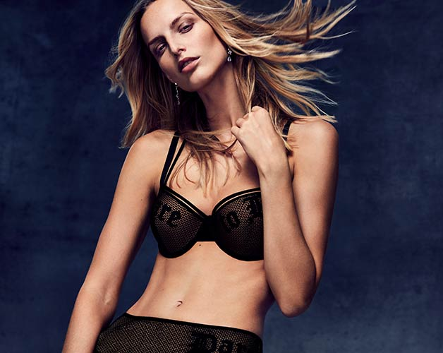 style dare to be black and sand lingerie fw18