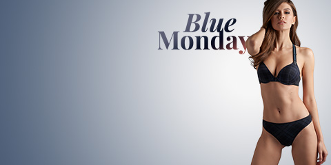 marlies dekkers blue monday 2019