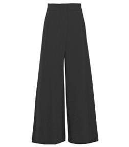 Signature Gloria Black Pinstripe pants
