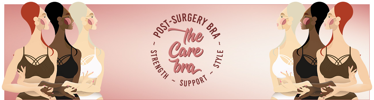 Care bra header banner