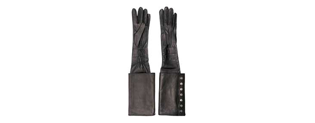 style collection shieldmaiden black FW21