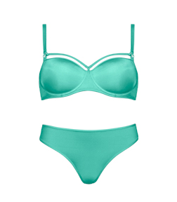 Style Space Odyssey Green Lagune bra