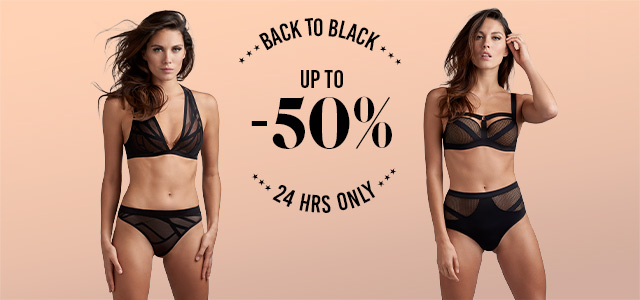 marlies dekkers ss21 sale day special shopbanner back to black mobile