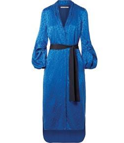 dame de paris bijou blue style with