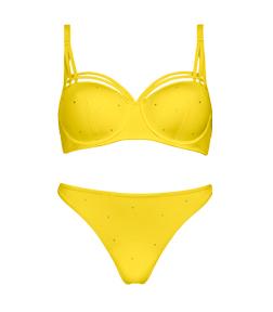 Style Dame de Paris Buttercup Yellow bra