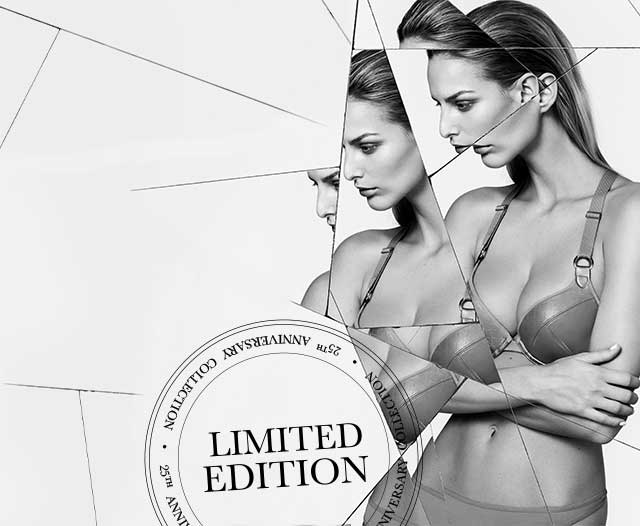 25th anniversary collection femme fatale silver metal