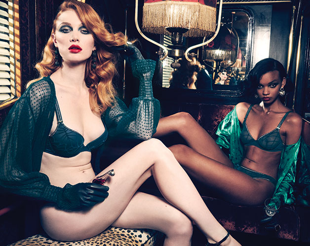 lingerie collection the adventuress fw20