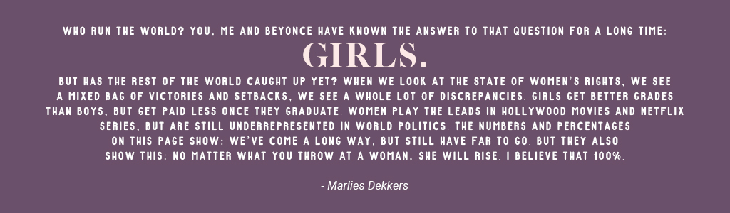womens day marlies dekkers