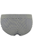 holi vintage blue ecru fold down briefs