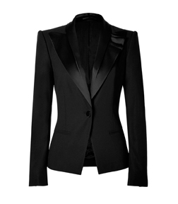 Signature Leading Strings blazer