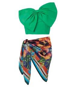 swimwear jardin des fleurs SS19