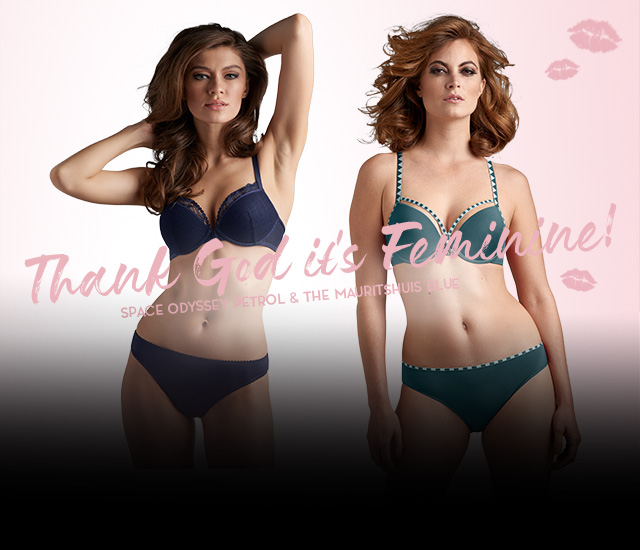 marlies dekkers thank god it is feminine