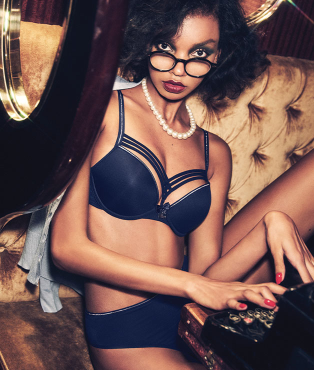 lingerie collection dame de paris fw20