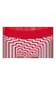 recife red navy fold down briefs 2736