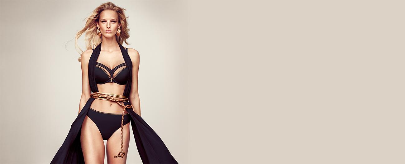Style Dame de Paris Black & Gold