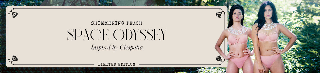 SS21 collection SO shimmering peach header banner