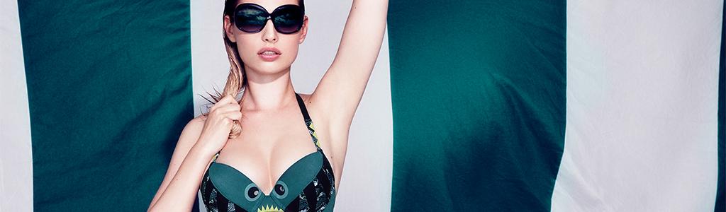 Swimwear Lagertha's Eyes
