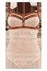 marlies dekkers Couture Earl Lagertha balcony bra