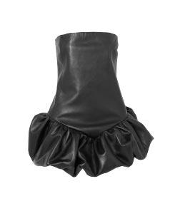 style lingerie meringue black and peach