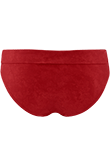 Puritsu red fold down briefs