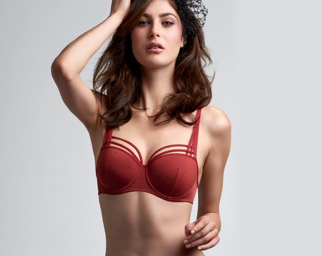 Style Dame de paris Firebird Red