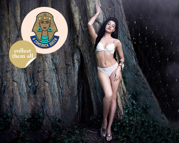 cleopatra pin it banner