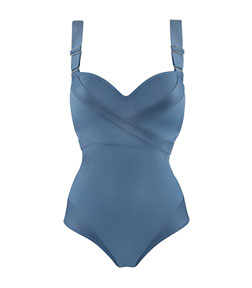 swimwear cache coeur air force blue SS20