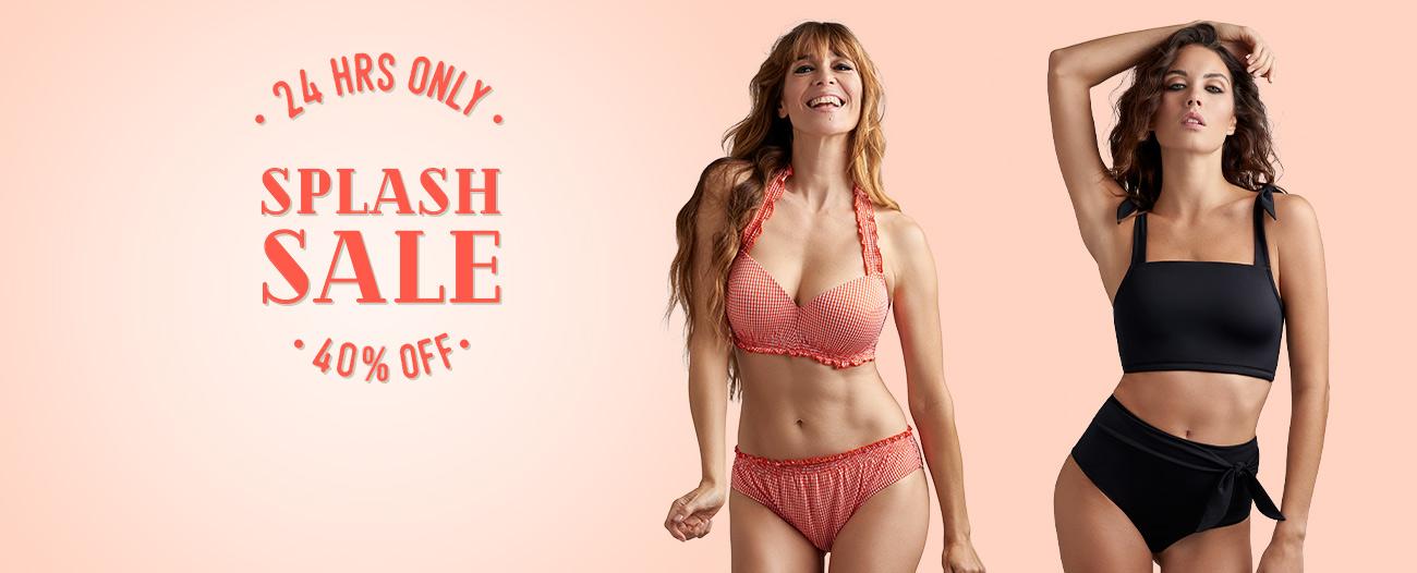 marliesdekkers swimwear splash sale slider