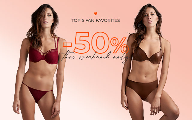marlies dekkers fw20 sale weekend special shopbanner desktop