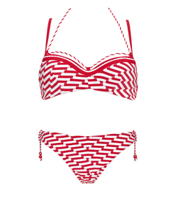 Swimwear Recife Zebra Rock swimwear