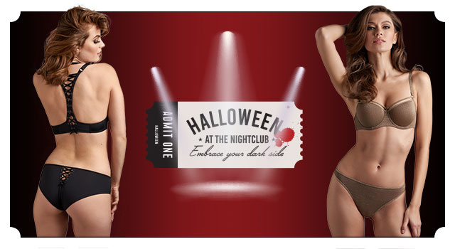 marlies dekkers halloween 2019 banner mobile