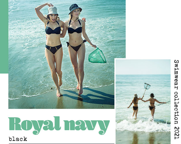 swimwear collection royal navy SS21