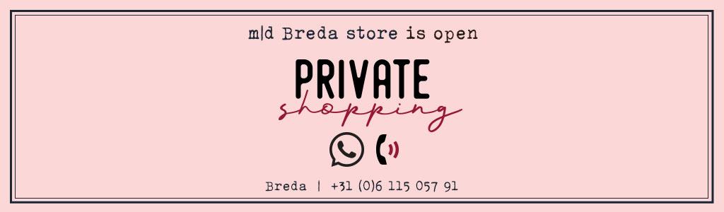 private shopping marlies dekkers breda banner desk
