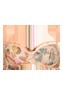 oriental morphosis powdery pink balcony bra