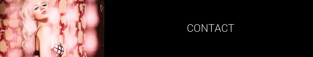 contact header banner